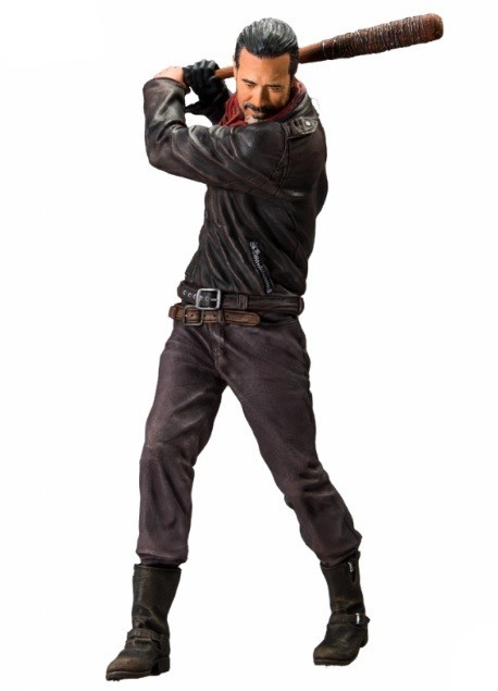 Estátua Negan: The Walking Dead Escala - McFarlane