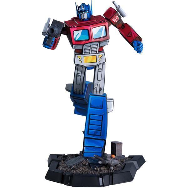 PRÉ VENDA: Estátua Optimus Prime Classic: Transformers - Pop Culture Shock