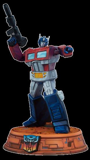 PRÉ VENDA: Estátua Optimus Prime: Transformers G1 (Museum Scale) - PCS Collectibles