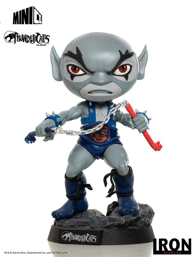 Estátua Panthro: Thundercats - Mini Co