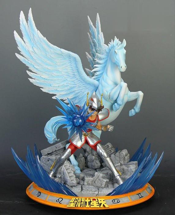 Estátua Pegasus Seiya: Saint Seiya (Escala 1/6)