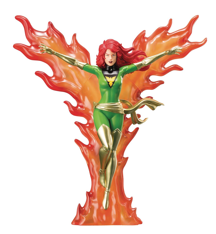 PRÉ VENDA: Estátua Phoenix (Furious Power): X-Men '92 (Marvel) ArtFX+ 1/10 - Kotobukiya