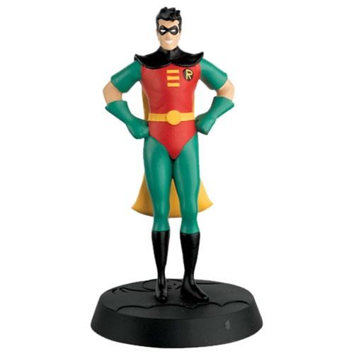 PRÉ VENDA: Estátua Robin - Batman The Animated Series: DC Super Hero Collection #05 Escala 1/16 -  Eaglemoss Publications
