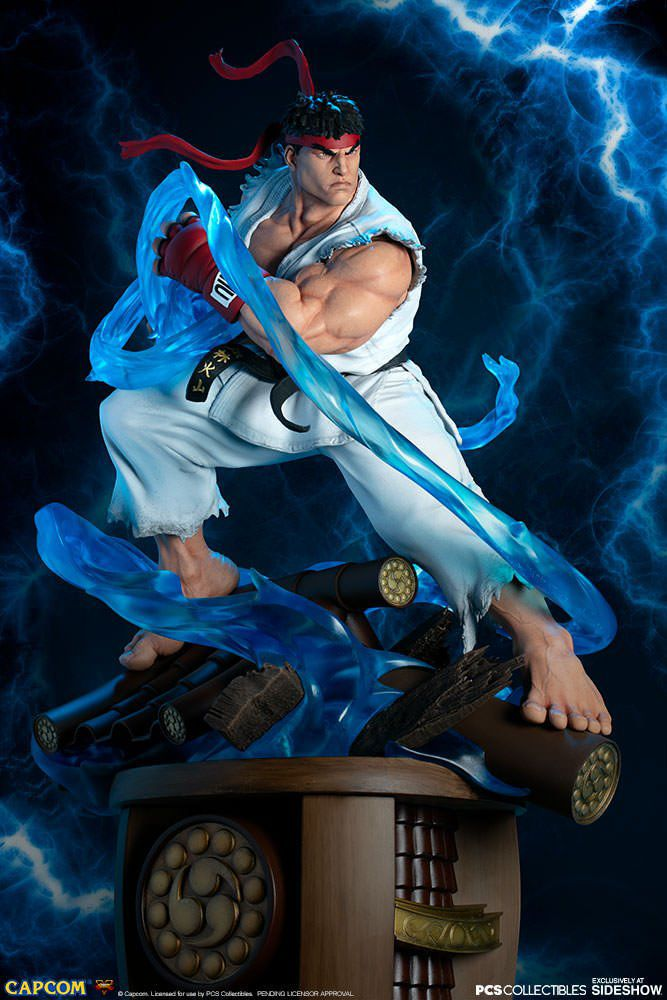 PRÉ VENDA: Estátua Ryu Ultra: Street Fighter V (Escala 1/4) - Pop Culture Shock
