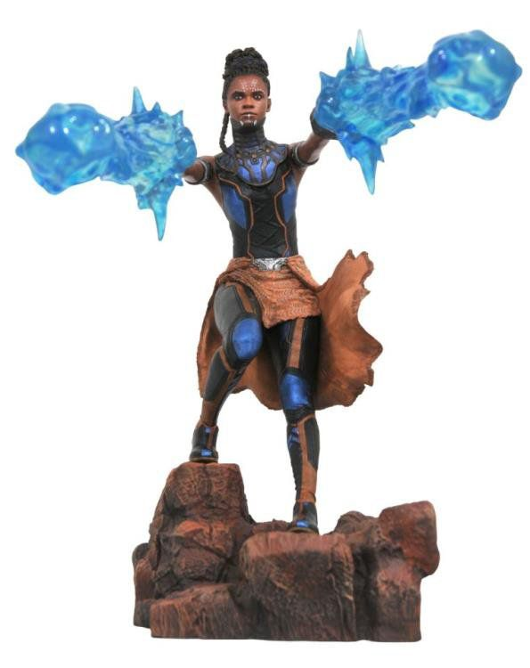 PRÉ VENDA: Estátua Shuri: Pantera Negra (Black Panther) Marvel Comics Gallery - Diamond Select
