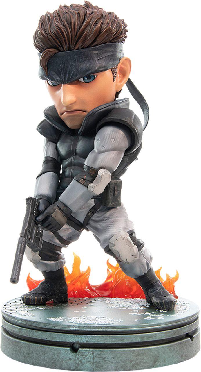 PRÉ VENDA: Estátua Solid Snake: Metal Gear 8
