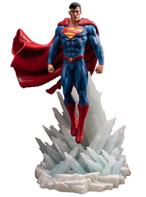 PRÉ-VENDA Estátua Super Homem (Superman): DC Comics (DC Premium Collectibles) (DC Rebirth) - XM Studios