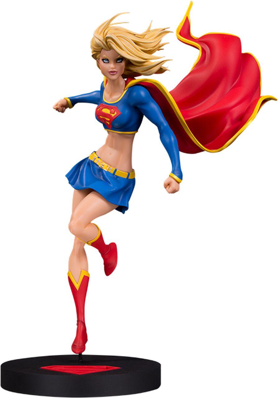 PRÉ VENDA: Estátua Supergirl: Superman/Batman #13 (DC Comics) Escala 1/10 - DC Collectibles