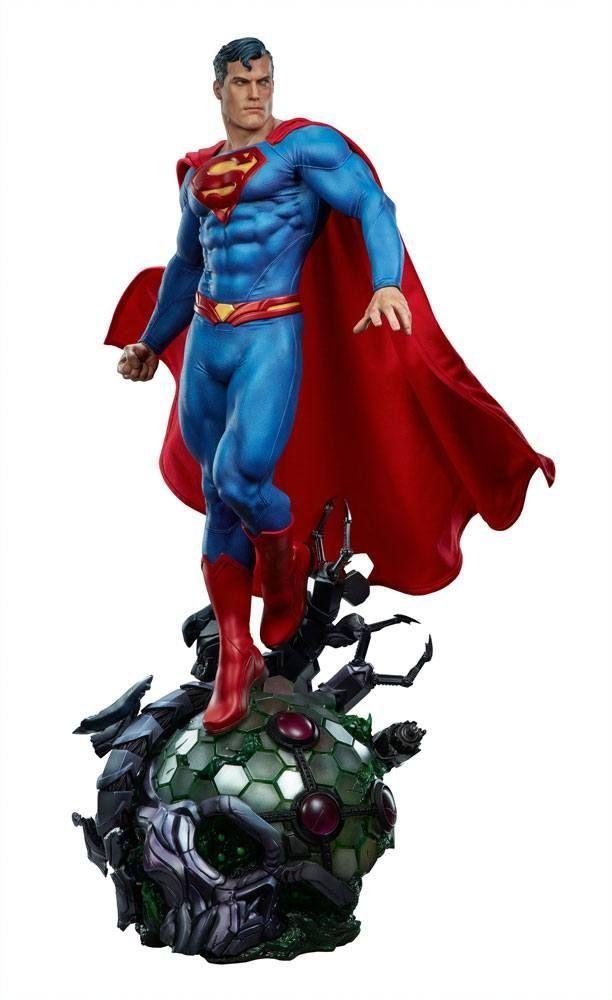 PRÉ VENDA: Estátua Superman (Super-Homem): DC Comics Premium Format - Sideshow Collectibles