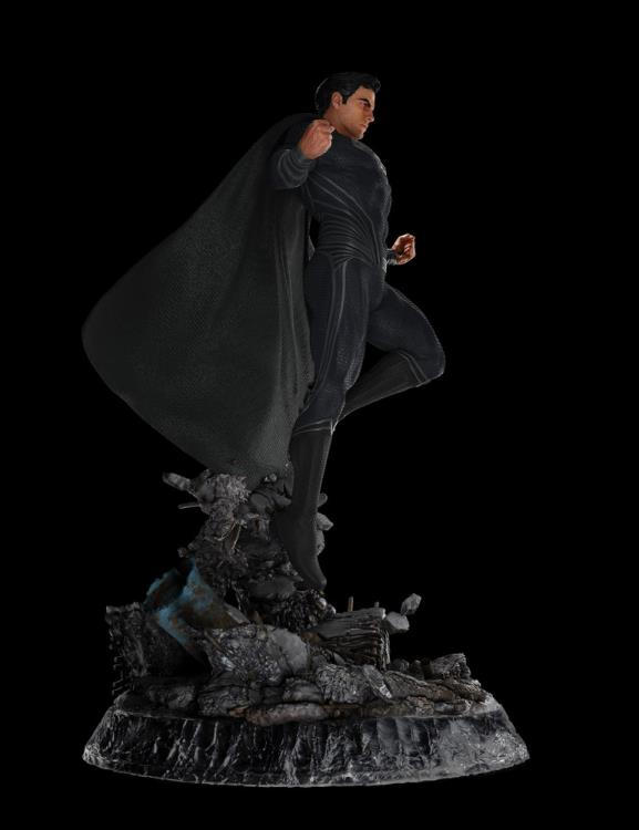 PRÉ VENDA: Estátua Superman Super Homem Liga da Justiça de Zack Snyder Zack Snyder's Justice League  Escala 1/4 Limited Edition DC Comics - WETA