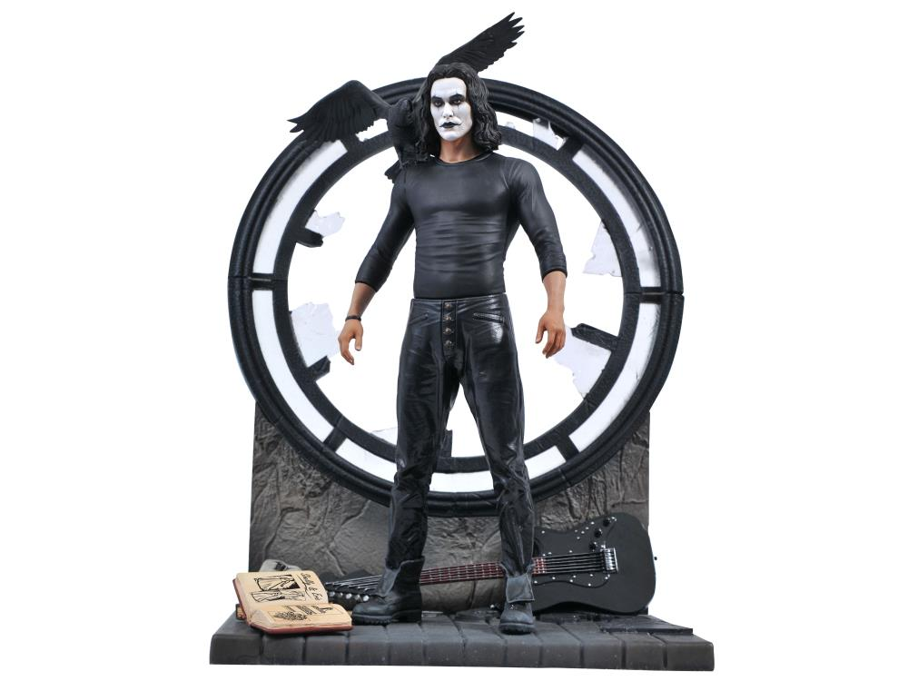 "PRÉ-VENDA: Estátua Eric Draven"": ""The Crow"" (O Corvo) - DIAMOND SELECT TOYS"