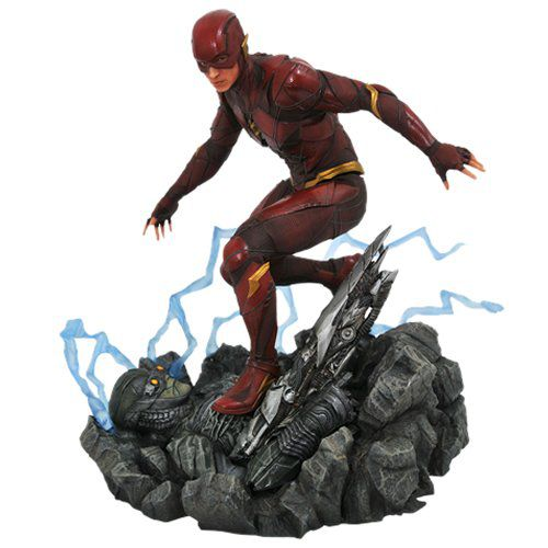 Estátua The Flash: Liga da Justiça (Justice League) - Diamond Select