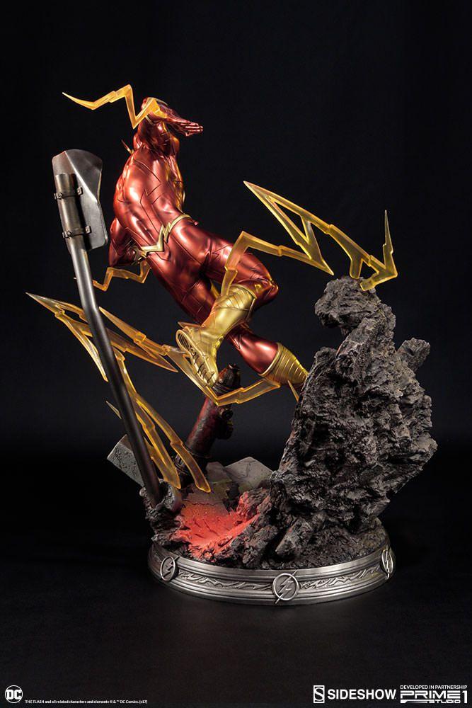 Estátua The Flash: Liga da Justiça Novos 52 (Justice League New 52) - Prime 1 Studio (Apenas Venda Online)