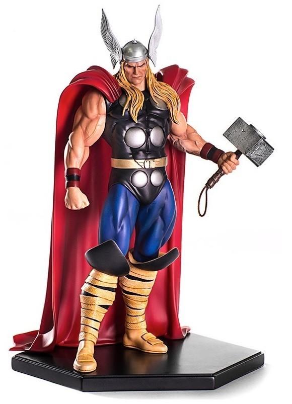 Estátua Thor: Marvel Comics Art Scale Escala 1/10 - Iron Studios