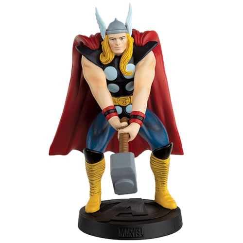 PRÉ VENDA: Estátua Thor: Marvel Fact Files Magazine Classic Special #05 - Eaglemoss Publications