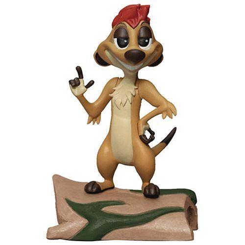 PRÉ VENDA Action Figure Timon: O Rei Leão (The Lion King) Mini Egg Attack (MEA-010 PX) Boneco Colecionável - Beast Kingdom