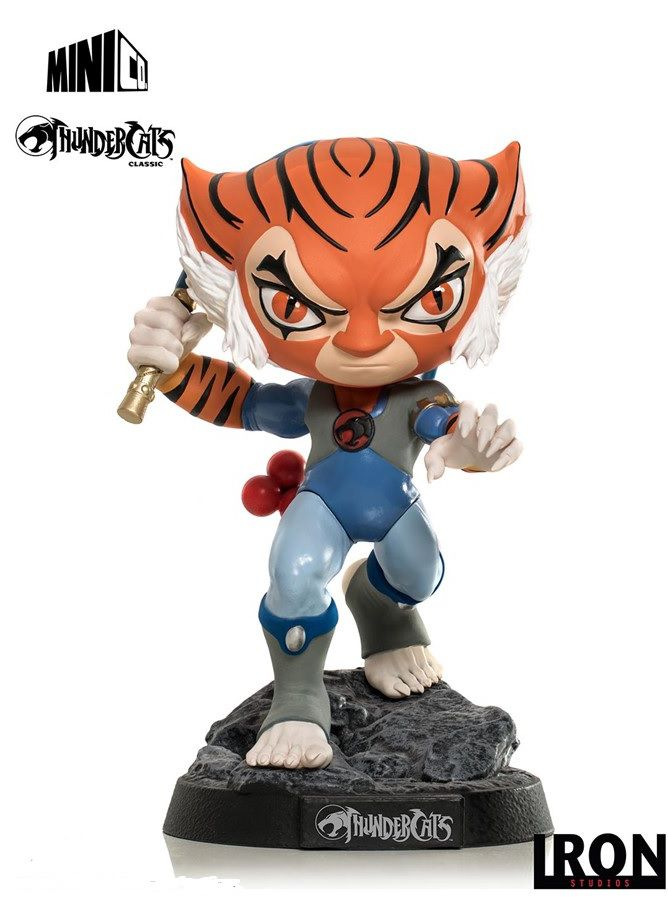 Estátua Tygra: Thundercats - Mini Co