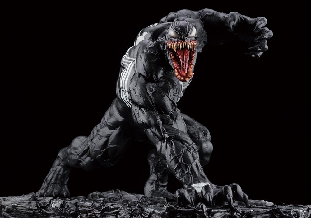 PRÉ VENDA: Estátua Venom: Marvel ArtFX+ Statues Renewal Edition Escala 1/10 - Kotobukiya