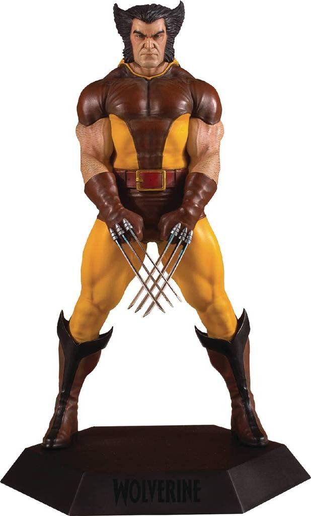 Estátua Wolverine (1980): Marvel (Collector´s Gallery) 1/8 - Gentle Giant Studios