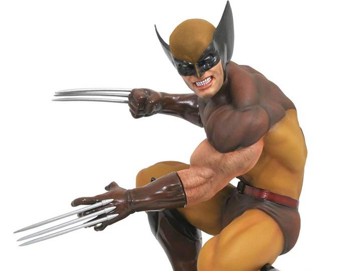 PRÉ-VENDA: Estátua Wolverine: Marvel - DIAMOND SELECT TOYS