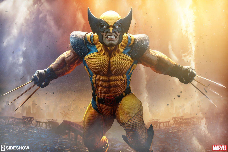 Estátua Wolverine: Marvel (Premium Format) - Sideshow Collectibles