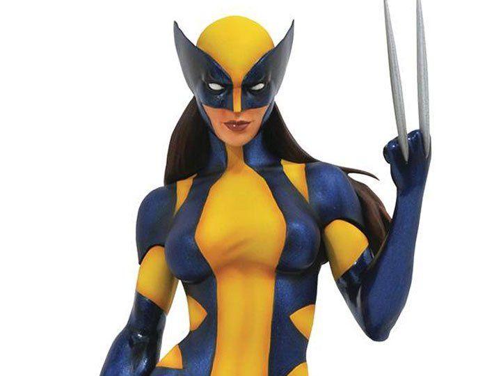 PRÉ VENDA: Estátua X-23: Marvel Gallery - Diamond Select