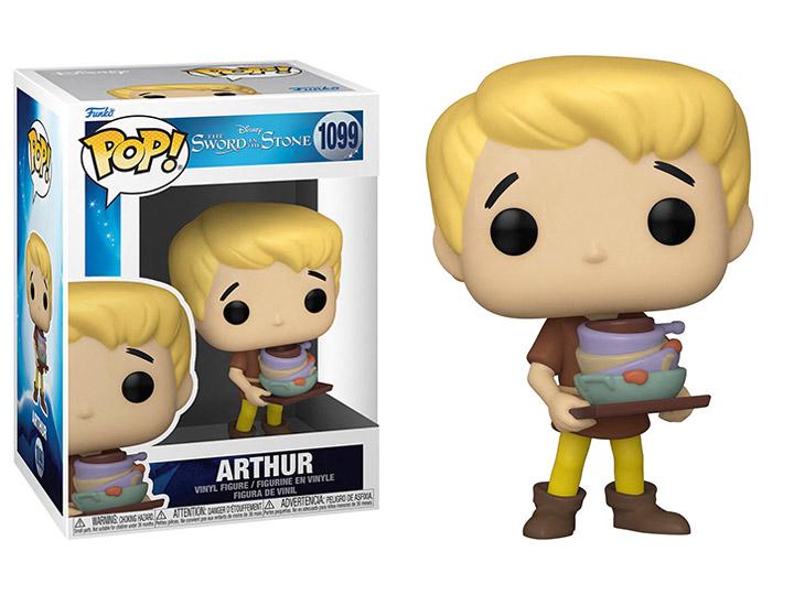 PRÉ VENDA: Funko Pop! Arthur: The Sword in the Stone Disney #1099 - Funko