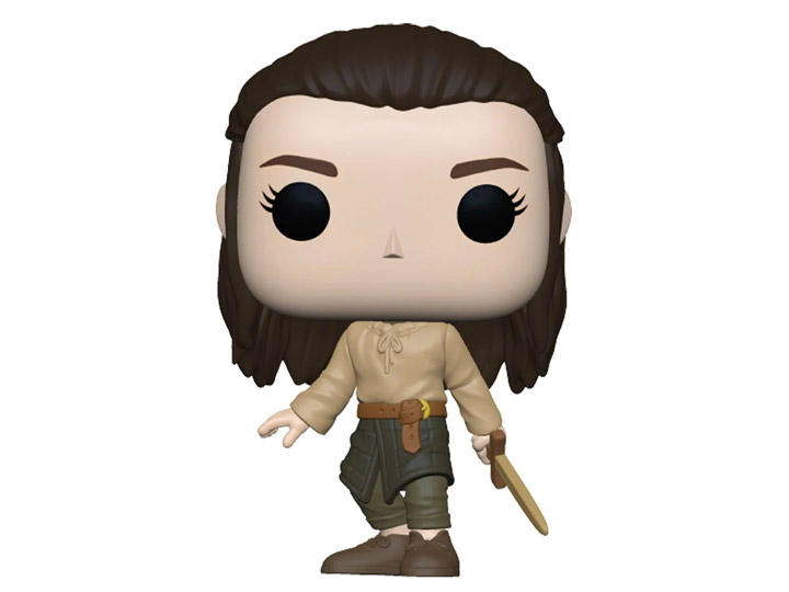 PRÉ VENDA: Funko Pop! Arya Treinamento AryaTraining: Game of Thrones 10 Anos - Funko