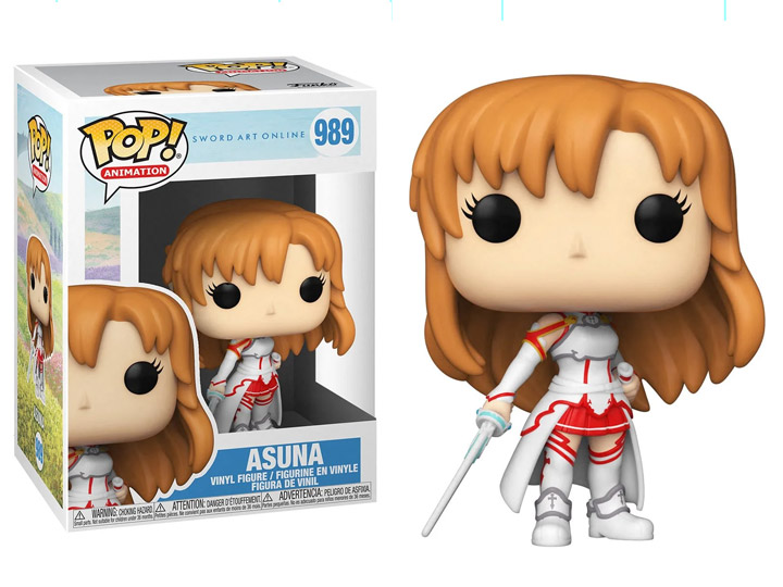 PRÉ VENDA: Funko Pop! Asuma: Sword Art Online #989 - Funko