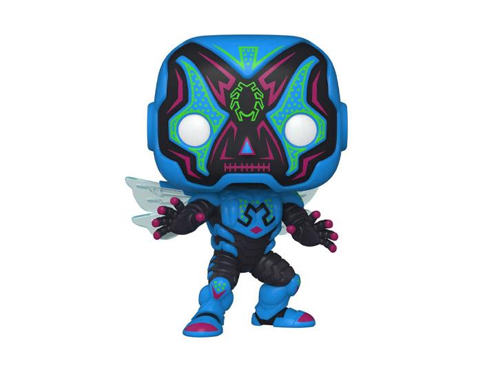 PRÉ VENDA: Funko Pop! Besouro Azul Blue Beetle: Dia De Los DC Dc Comics - Funko