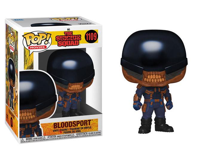 PRÉ VENDA: Funko Pop! Bloodsport: O Esquadrão Suicida The Suicide Squad DC Comics #1109 - Funko