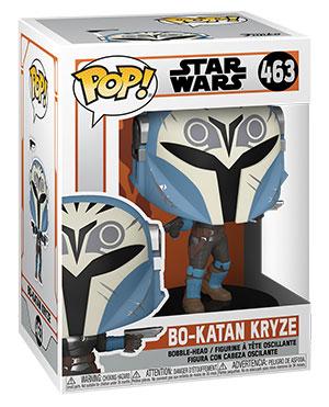 PRÉ VENDA: Funko Pop! Bo-Katan Kryze: Star Wars The Mandalorian #463 - Funko