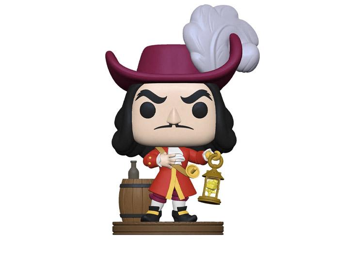 PRÉ VENDA: Funko Pop! Capitão Gancho Captain Hook: Disney Vilões Villains - Funko