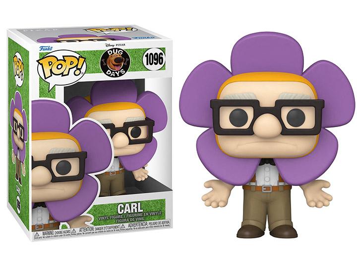 PRÉ VENDA: Funko Pop! Carl: Dug Days Disney #1096 - Funko