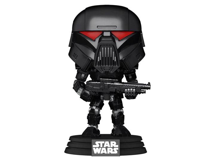 PRÉ VENDA: Funko Pop! Dark Trooper: Star Wars The Mandalorian - Funko