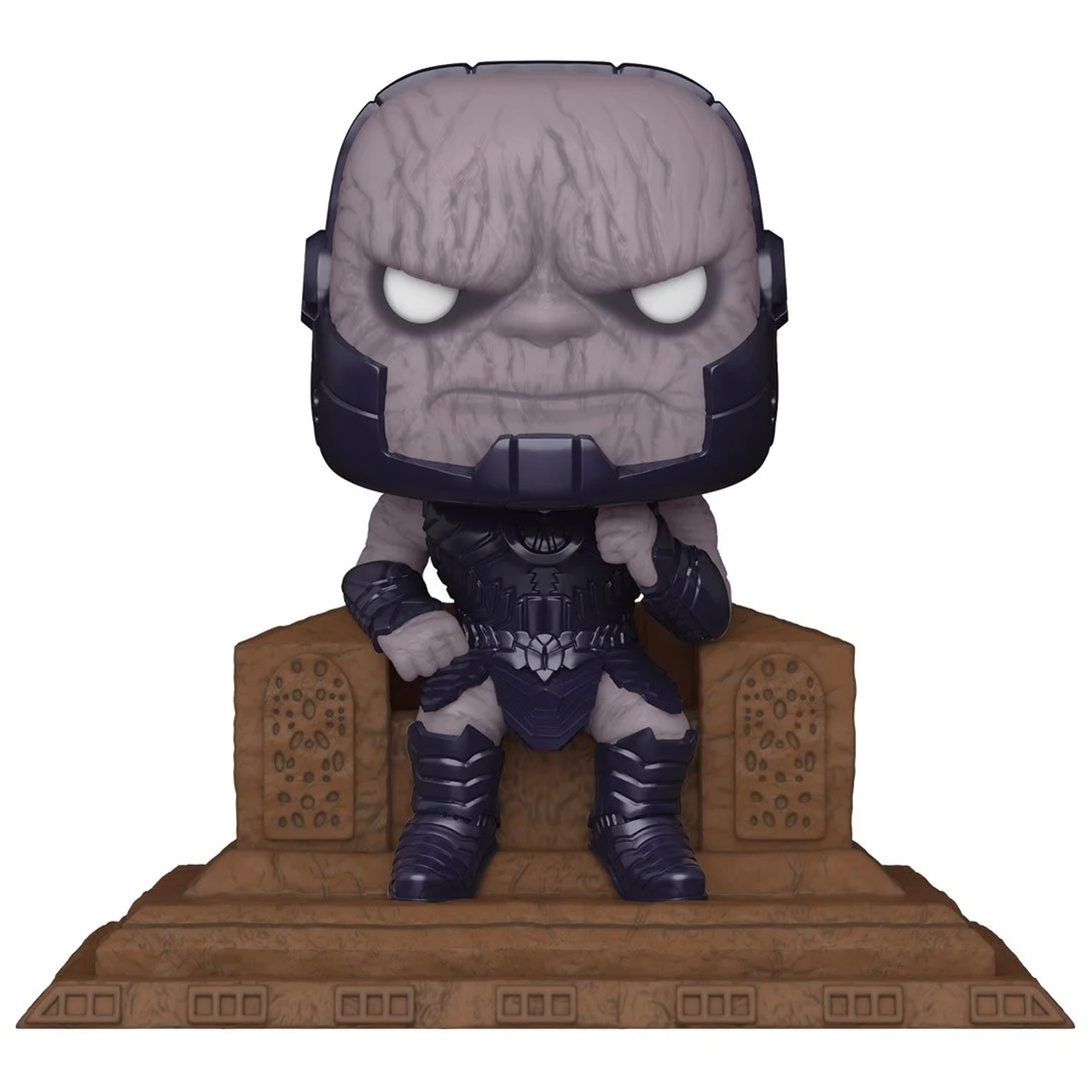PRÉ VENDA: Funko Pop! Darkseid no Trono Darkseid on Throne Deluxe: Justice League Snyder Cut - Dc Comics - Funko