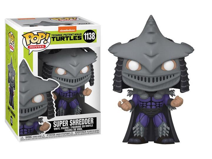 PRÉ VENDA: Funko Pop! Destruidor Super Shredder: As Tartarugas Ninja II: O Segredo de Ooze  #1138 - Funko