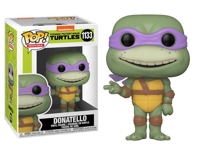 PRÉ VENDA: Funko Pop! Donatello: As Tartarugas Ninja II: O Segredo de Ooze  #1133 - Funko
