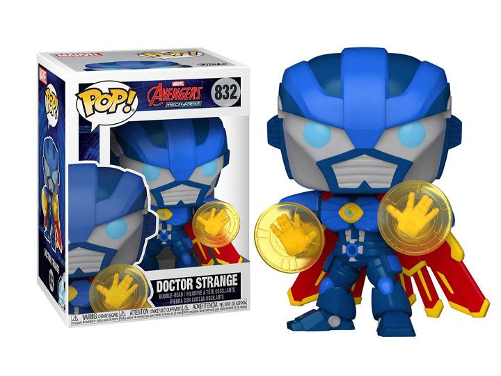Funko Pop! Doutor Estranho Robô: Avengers Mach Strike #832 Marvel - Funko