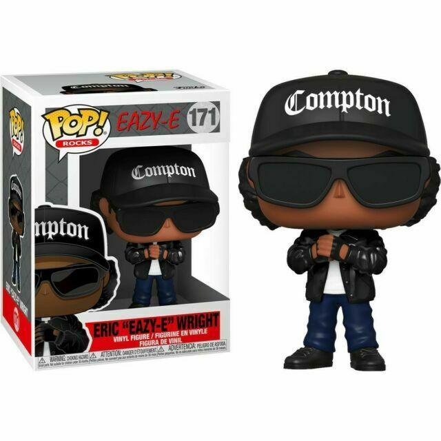 PRÉ VENDA: Funko Pop! Eazy-E: Rocks - Funko
