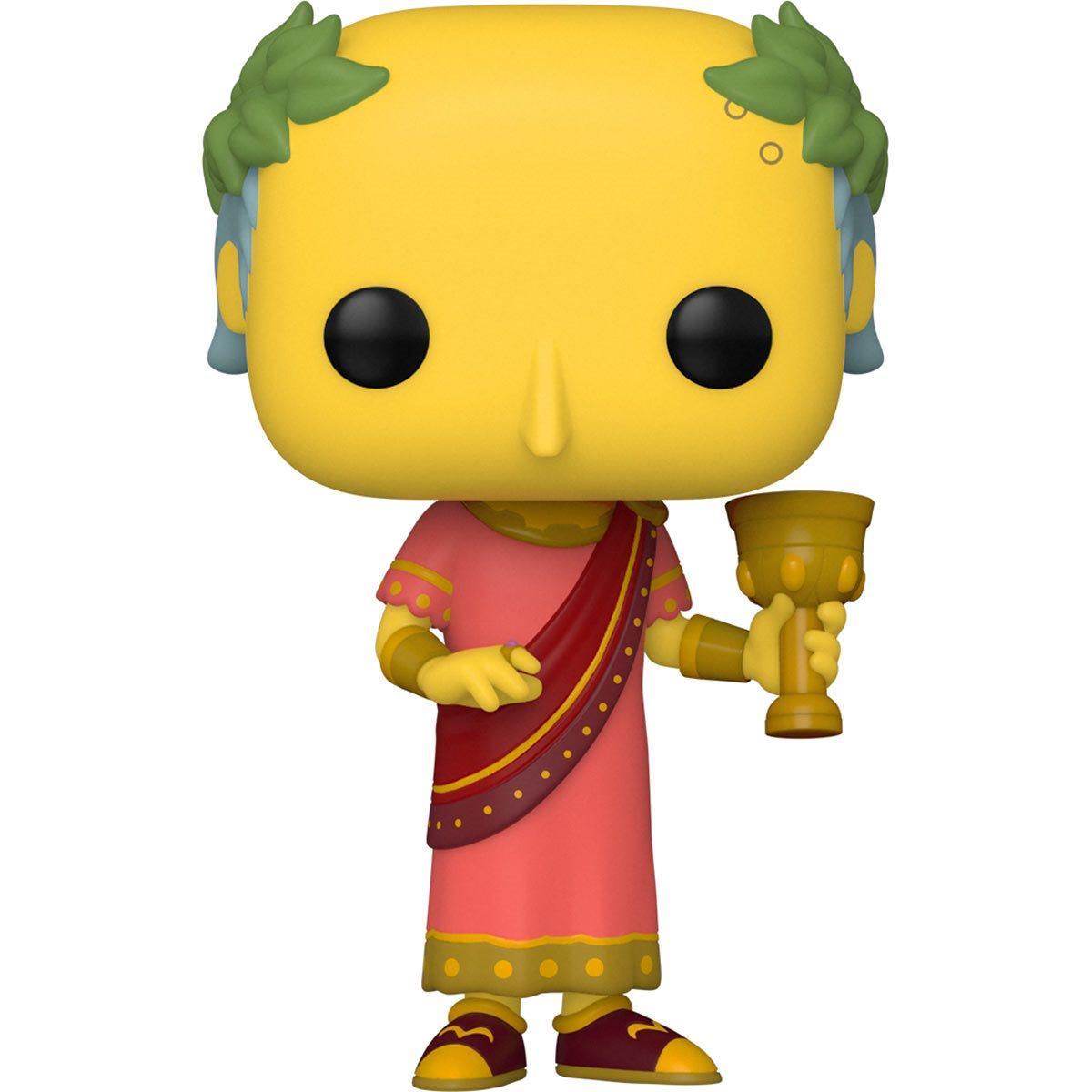 PRÉ VENDA: Funko Pop! Emperor Montinus: Os Simpsons - Funko
