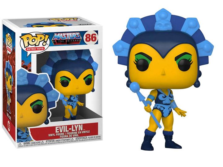 PRÉ VENDA: Funko Pop! Evil-Lyn: Masters of the Universe #86 - Funko