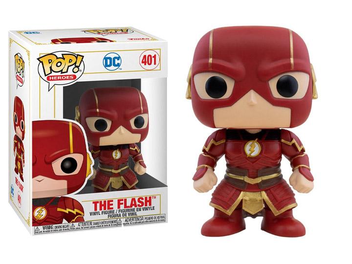 PRÉ VENDA: Funko Pop! Flash The Flash: Imperial Palace DC Heroes #401 - Funko