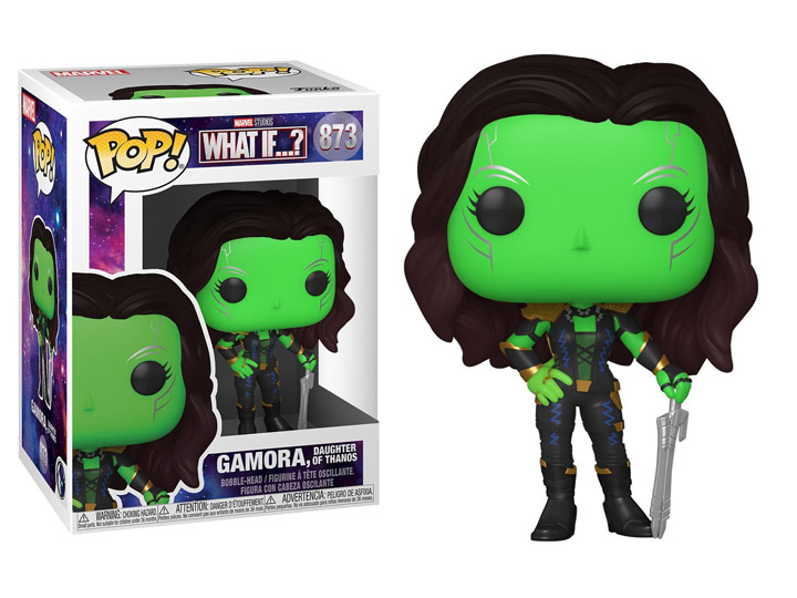 PRÉ VENDA: Funko Pop! Gamora: What if...? Marvel #873 - Funko