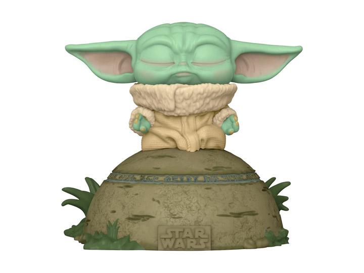 PRÉ VENDA: Funko Pop! Grogu Using the Force: Star Wars The Mandalorian Deluxe - Funko