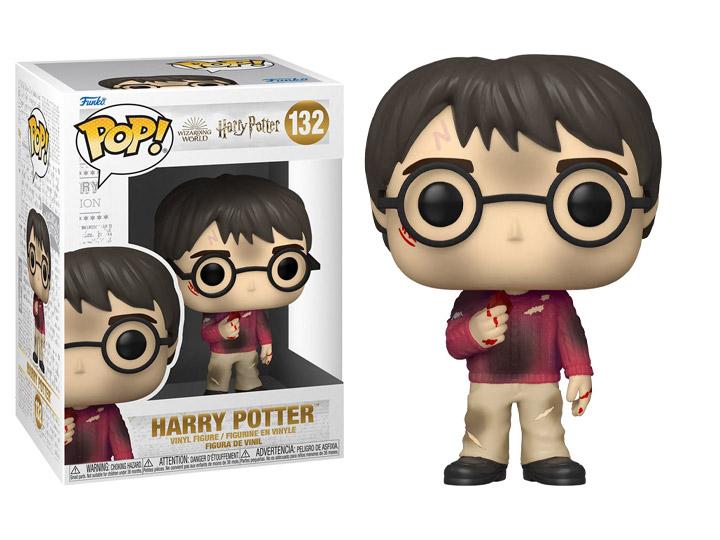 PRÉ VENDA: Funko Pop! Harry Potter com a Pedra Filosofal: Harry Potter #132 - Funko