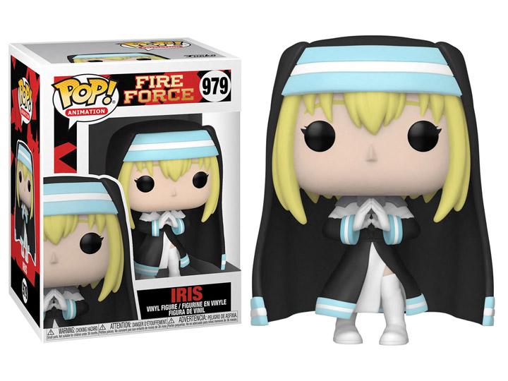 PRÉ VENDA: Funko Pop! Iris: Fire Force #979 - Funko