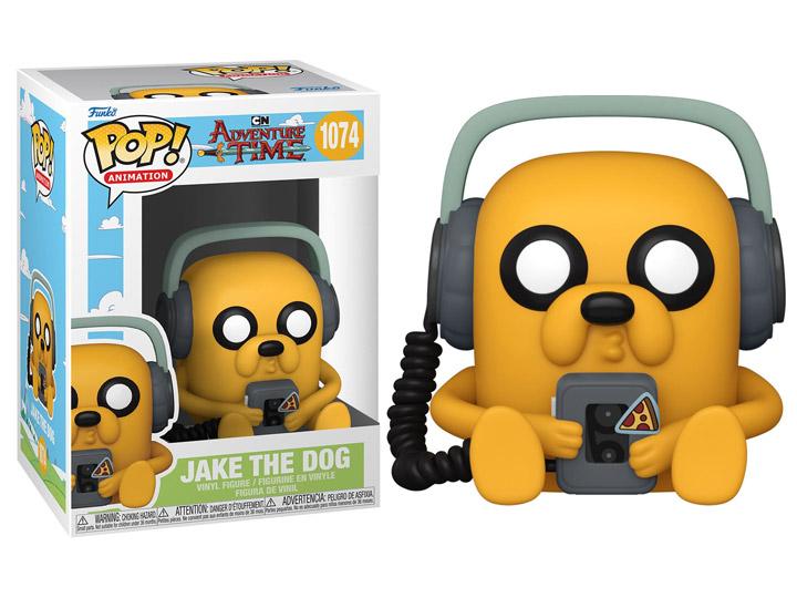 PRÉ VENDA: Funko Pop! Jake o Cachorro: A Hora de Aventura Cartoon Network #1074 - Funko
