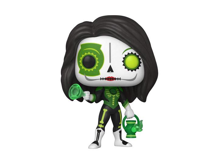 PRÉ VENDA: Funko Pop! Jessica Cruz Lanterna Verde Green Lantern: Dia De Los DC Dc Comics - Funko