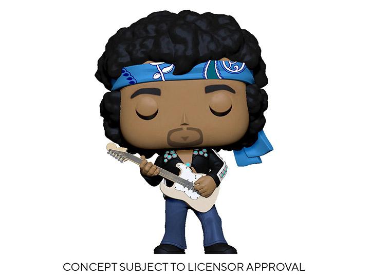PRÉ VENDA: Funko Pop! Jimi Hendrix: Live in Maui Jacket - Funko